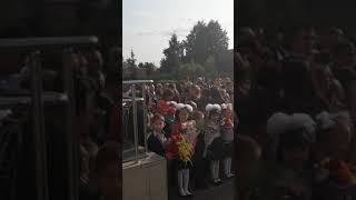 1 сентября// Первый класс// Школьная линейка //Давлеканово