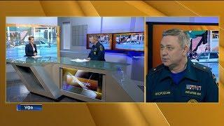 Руководитель МЧС Башкирии рассказал, когда нормализуется ситуация с паводком