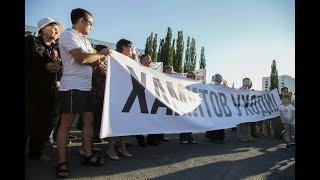 ТЕЛЕЛЯП: телеканал БСТ выступил за отставку Рустэма Хамитова (ШОК!)