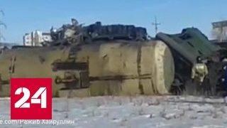 В Башкирии число жертв столкновения поездов возросло до четырех