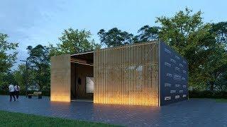 UTV. В Уфе появится уличный кинотеатр. Помочь в его создании может каждый житель города.
