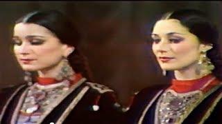 "Башкирский танец - ""Семь девушек"" (Bashkir Folk Dance - Seven Girls)"
