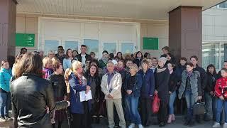 Жители стерлитамакского района обратились к Радию Хабирову с просьбой не сносить детский сад
