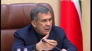 Рустам Минниханов про изучение татарского языка