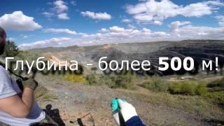 В Башкирию на выходные. Toyota Hilux и Сибайский карьер.