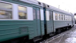 "Вечерняя электричка ""Уфа-Абдулино"", ст.Давлеканово"