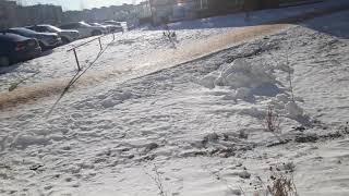 9 февраль 2020 год.. Погода в Башкирии.