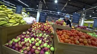 VLOG: город Благовещенск , магазин Fresh Market ( город который мы любим часть 1 )