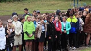 Новости от Спутник-ТВ, про пожарные учения в школе №8