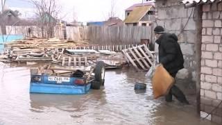 Паводок в Оренбургской области. Количество затопленных мостов увеличивается. Ситуация на 6 апреля