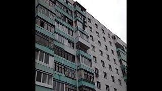 Ребенок висел на карнизе 8 этажа | Ufa1.RU