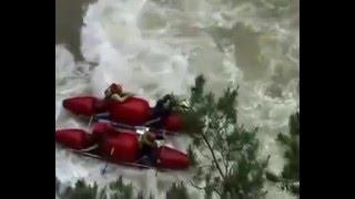 Сплав по реке Белая, Адыгея