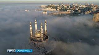 В Башкирии ожидается сильный порывистый ветер и туман