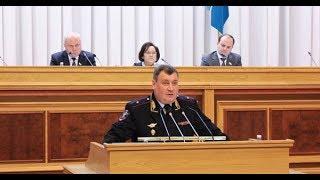 Глава МВД Башкирии предложил наказывать за жалобы на полицию
