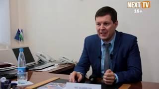 Город посетил исполняющий обязанности министра семьи, труда и соцзащиты РБ