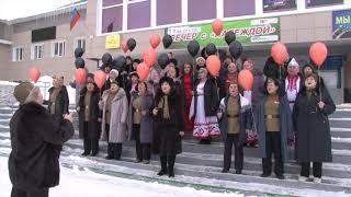 День победы флешмоб КДЦ Агидель