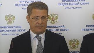 UTV. Радий Хабиров рассказал, как жителям Сибая получить компенсацию за вред здоровью от карьера