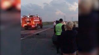 ДТП на встречной: трое погибли