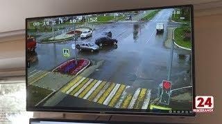 Безопасный город. В Нефтекамске установлены 25 камер видеонаблюдения