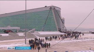 По всей Башкирии эвакуируют больницы и школы