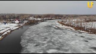 Новости UTV. Чем опасен весенний лед?