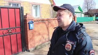 В Уфе полицейские проводят антипаводковые рейды