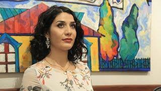 UTV. Уфимская художница разыграет картину прямо во время выставки своих работ