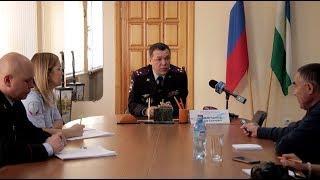 Новости UTV. Салават посетил Динар Гильмутдинов