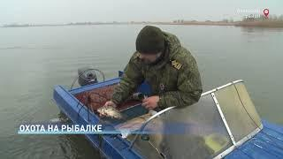 Рыбоохрана вышла на патрулирование Дона