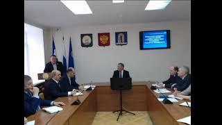 Оперативное совещание 02.03.2020 в администрации ГО г. Октябрьский РБ
