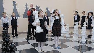 UTV. В лицее №161 будут учить ментальной арифметике и играть в шахматы
