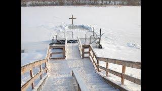 Новости UTV. В Салавате подготовили купель для праздника Крещение Господне