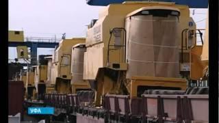 Из Башкортостана в Белогорский район Крыма отправят сельскохозяйственную технику