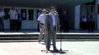 STR.RU: Стерлитамак. Выступление Изотова на митинге