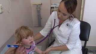 Найденная в Давлеканово девочка проходит лечение в уфимской детской больнице