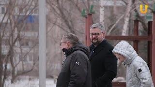 Новости UTV. Стерлитамак посетил и.о. министра ЖКХ Михаил Киреев.
