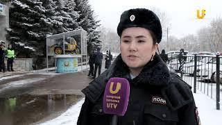 Новости UTV. О ситуации на дорогах Стерлитамака за прошедшую неделю