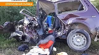 Подробности смертельного ДТП в Бирском районе
