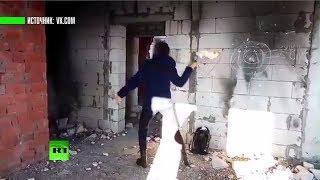 Подросток с «коктейлем Молотова»: неподтверждённая видеозапись напавшего на школу в Башкирии