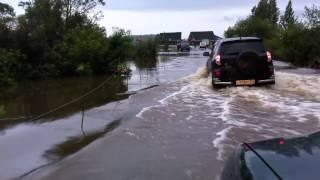 Потоп в Абзелиловском районе Башкоротостана