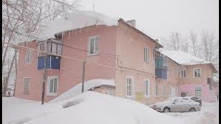 Новости UTV. Неочищенный снег стал причиной травмы пожилой женщины