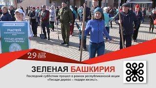 НОВОСТИ Балтачево 29.04.2019:Зеленая Башкирия