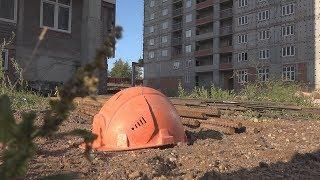 UTV. В Уфе дольщики домов по улице Лесотехникума три года ждут свои квартиры