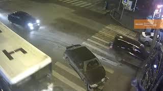 UTV. Подборка аварий с камер Уфанет с 3 по 9 ноября