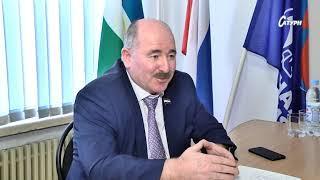 Мелеузовцы смогли обратиться за помощью к депутату Госсобрания РБ / Сатурн-ТВ Мелеуз