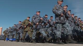 В Уфе состоялась репетиция парада Победы