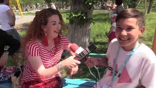"""1 ИЮНЯ, """"Голос Зауралья. Дети"""", интервью"""