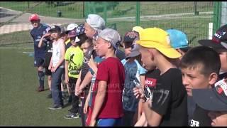 Зенит зажигает   открытая тренировка, мастер класс и товарищеская игра в ДОЦ Спутник