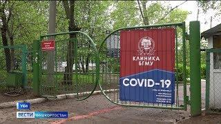 В Башкирии начались клинические испытания лекарства от COVID-19