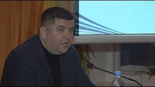 Встреча Бориса Беляева с жителями села Маячное